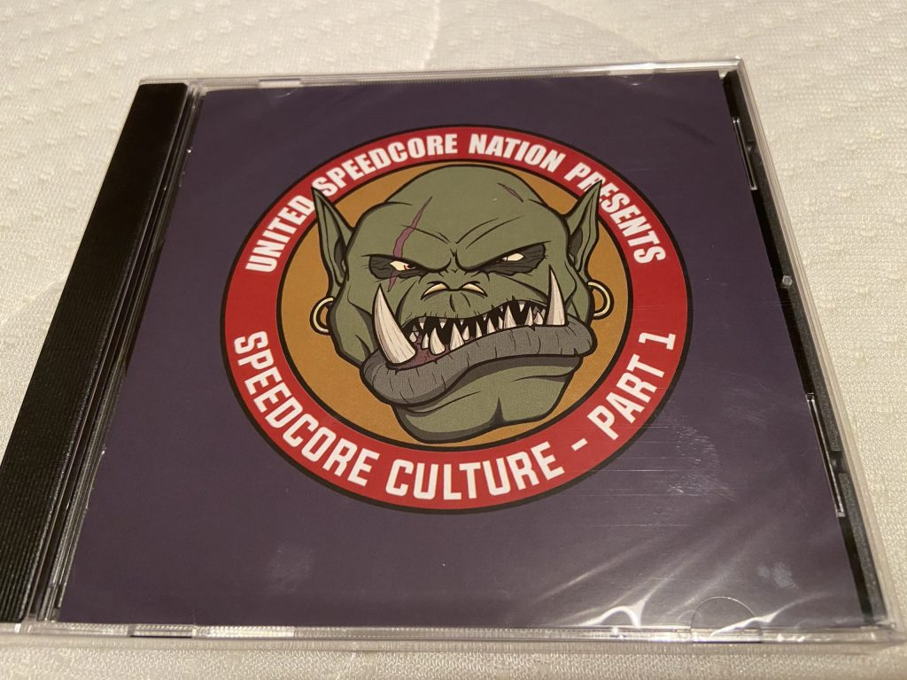 Speedcore Culture 1 out now